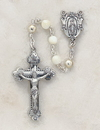 Creed SO6MPIV5 Italian Handcrafted Pearl Rosary