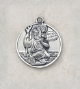 Creed SS143 St. Christopher Medal