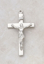 Creed SS1 Creed&Reg; Sterling Silver Crucifix