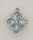 Creed SS434 Four Way Sterling Medal