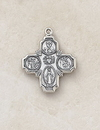 Creed SS450 Sterling Four Way Medal