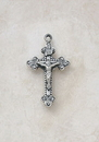 Creed SS51 Small Sterling Silver Crucifix