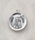 Creed SS527-224 Sterling Patron Saint Jonathan Medal