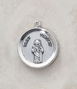 Creed SS527-242 Sterling Patron Saint Timothy Medal