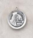 Creed SS529-216 Sterling Patron Saint Isabella Medal