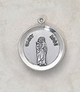 Creed SS529-231 Sterling Patron Saint Rose Medal