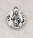 Creed SS727-19 Sterling Patron Saint Frederick Medal