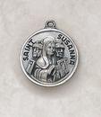 Creed SS729-49 Sterling Patron Saint Susanna Medal