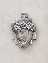 Creed SS8432 Head Of Christ Medal