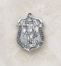 Creed SS993 Sterling St. Michael Patron Saint Medal