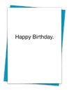 Christian Brands TA-09 Greeting Card - Happy Birthday