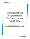 Christian Brands TA-174 Greeting Card - Congratulations on graduation
