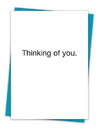 Christian Brands TA-334 Greeting Card - Thinking of you