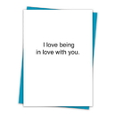 Christian Brands TA-603 Greeting Card - In Love With You