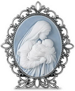 Creed TC017 Mother'S Kiss Cameo Desk Stand