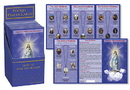 Christian Brands TC038 How To Pray The Rosary Pocket Card Display