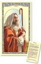 Ambrosiana TS061 Good Shepherd Laminated Holy Card