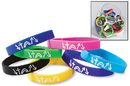 Gifts of Faith TS596 Witness Youth Size Silicone Wristband