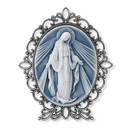 Creed VC147 Our Lady Of Grace Cameo Desk Stand