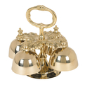 Sudbury VC220 Oak Leaf Four Cup Hand Bells
