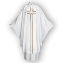 RJ Toomey VC273 Digital Printed Chasuble: Lamb Of God