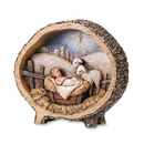 Christian Brands VC681 Baby Jesus With Lamb Figurine