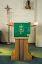 RJ Toomey VC732 Maltese Jacquard Bookmark: Green
