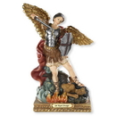 Avalon Gallery VG008 Saint Michael Statue