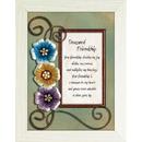 Heartfelt VS475 Framed Tabletop - Treasured Friendship