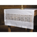 RJ Toomey VS941 Latin Cross And I Hs Lace Altar Frontal