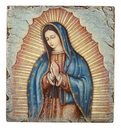 Avalon Gallery WC158 Our Lady Of Guadalupe Bust Marco Sevelli 8