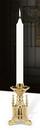 Sudbury WC857 San Pietro Altar Candlestick