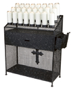 Sudbury WC903 Devotion Stand - 24 Candles