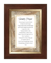 Serenity Prayer Meaningful Moments Frame