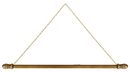 Celebration Banners WS709 Wood Hanger For 2.5-3' W Banners