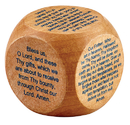 Christian Brands YC903 Favorite Catholic Prayers Prayer Cube