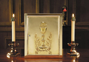 Sudbury YC928 Chalice & Host Brass Tabernacle