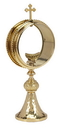 Sudbury YC945 Clear Monstrance With Luna