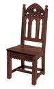 Robert Smith YC985 Gothic Side Chair