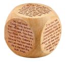 Christian Brands YD002 First Communion Prayer Cube