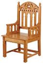 Robert Smith YD037 Gothic Celebrant Chair