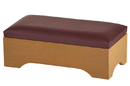 Robert Smith YD790 Personal Kneeler With Storage - Pecan