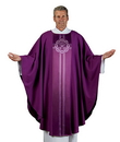 RJ Toomey YD924 Lucia Collection Chasuble - Crown Of Thorns