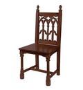 Robert Smith YD984 Canterbury Side Chair - Walnut