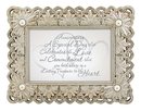 From This Day Forward- Anniversary (Silver)- Framed Print