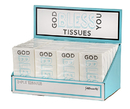 Gifts of Faith YS570 God Bless You Tissues Displayer