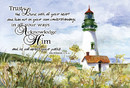 Christian Brands YS654 Small Poster Trust In The Lord