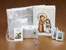 Sacred Traditions YS952 M.I. Hummel First Communion Satin Purse Set - Girl