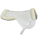 Intrepid International Exselle Large Half Pad with Wither Relief