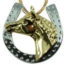 Exselle Show Ready w/Horseshoe Pendant
